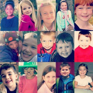 God bless these angels, the country mourns with the families of these young victims.
